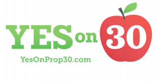 Yes on 30.  C4 & the California Teachers Association.